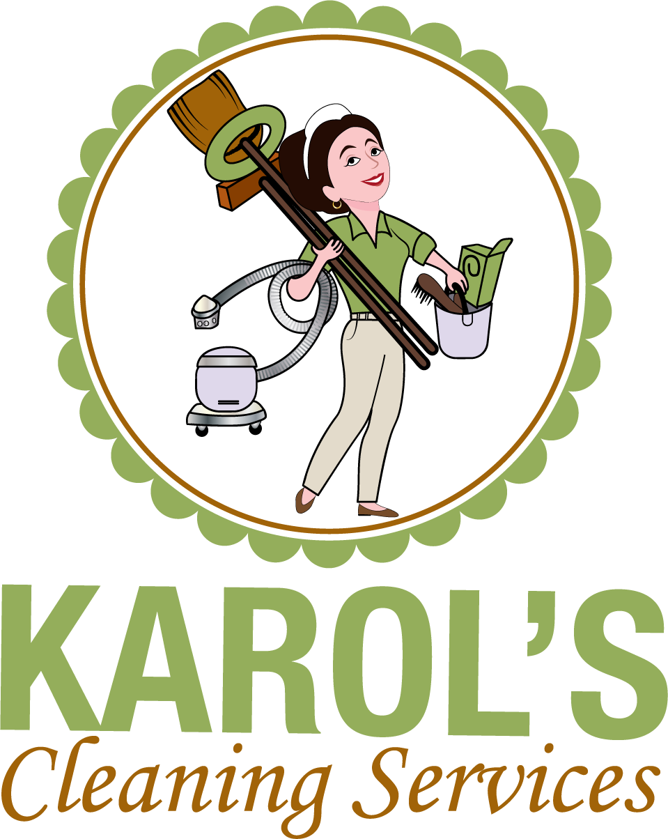 Karol's Cleaning Services Logo